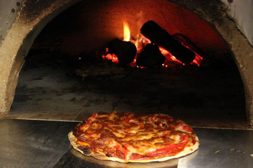 bbg woodfire pizza